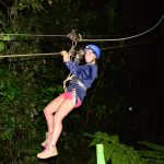 NIGHT TIME ZIPLINE <br>
