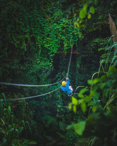 Canopy Ecoglide Arenal Park